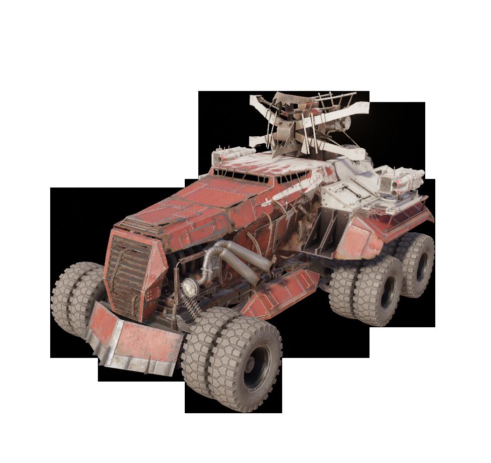 Чертеж: Элитная Машина Войны