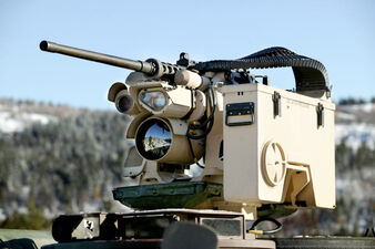 US Army 50961 XM153 Common Remotely Operated Weapon Station