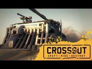 Crossout intro trailer