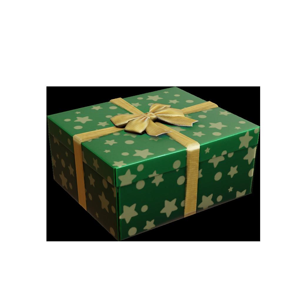Коробка конфетти