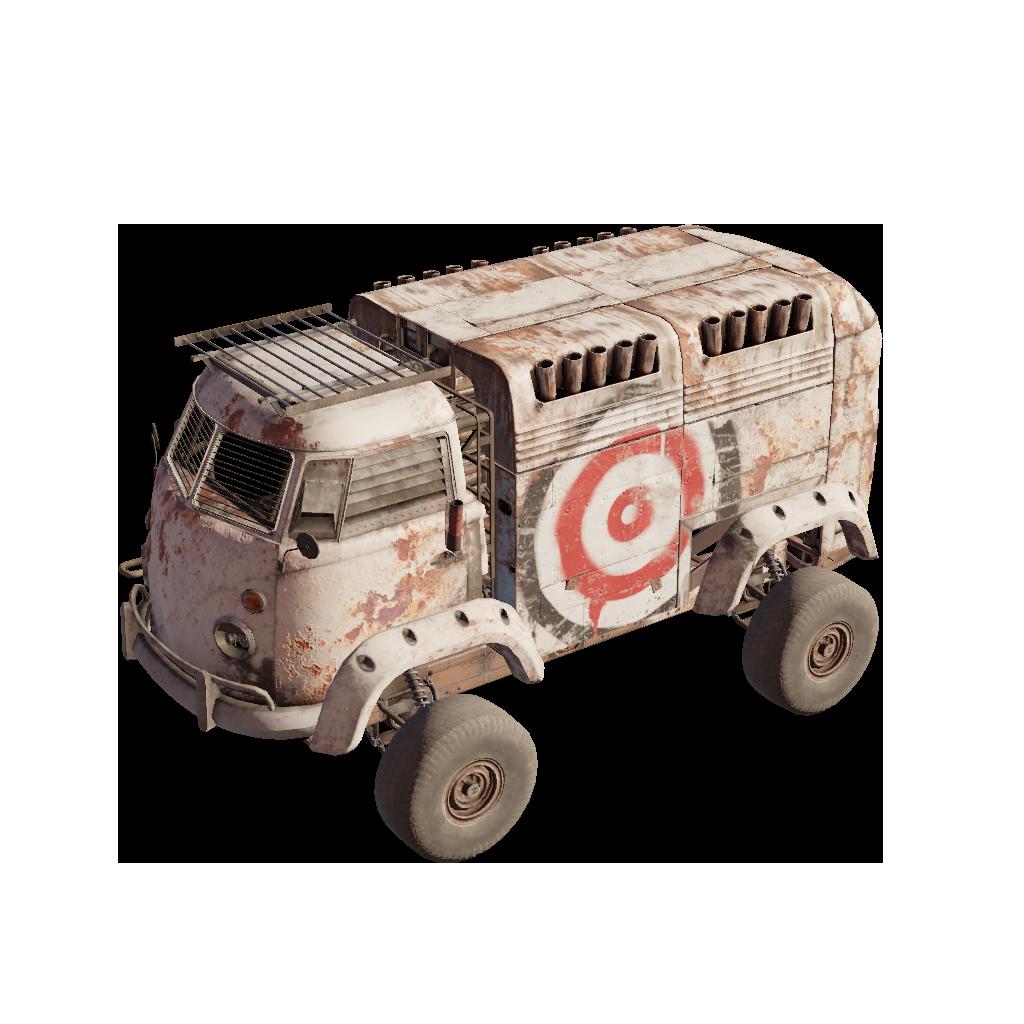 Тренировочный фургон