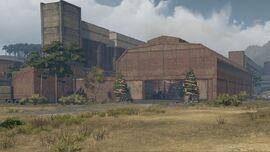 Survivor's garage