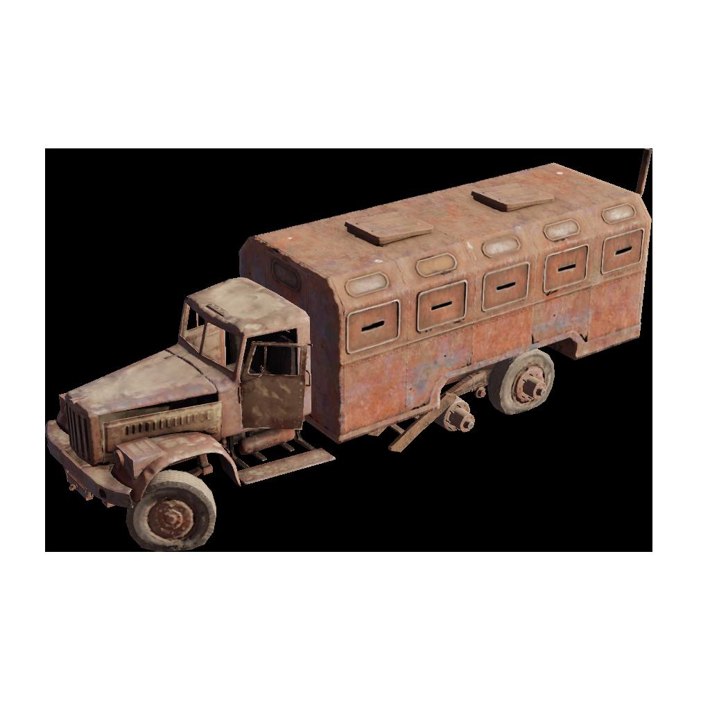 Военный фургон