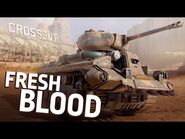 Fresh blood (Deluxe edition) - Crossout