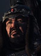 Khotun Khan Portrait