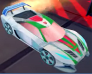 Wheeljack in vehicle mode screenshot-battlegrounds