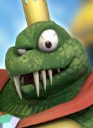 King K. Rool -Video Game- Portrait