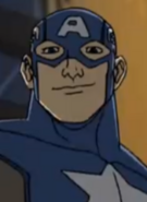Captain America Ultimate Portrait