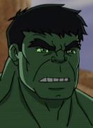 Hulk Ultimate Portrait