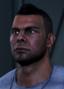 James Vega Realistic Portrait