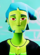 Zuke Portrait
