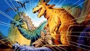 Dinosaurs Paprika