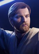 Obi-Wan Kenobi Realistic Portrait