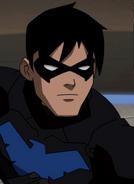 Nightwing Ultimate Portrait