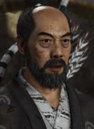 Sadanobu Ishikawa Portrait
