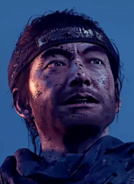 Jin Sakai Portrait
