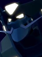 Sgt. Breaker Night -Lord Obsidian- Portrait