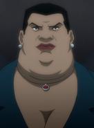 Amanda Waller Anime Portrait
