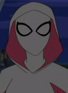 Ghost-Spider Animated Portrait