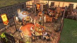CROSSROADS INN Ep. 2 New Tavern Management & Hotel Building Simulator Gameplay