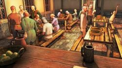 CROSSROADS INN Ep. 9 New Tavern Management & Hotel Building Simulator Gameplay