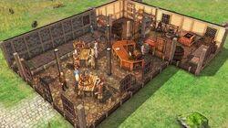 CROSSROADS INN Ep. 3 New Tavern Management & Hotel Building Simulator Gameplay