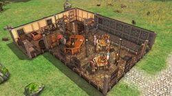 CROSSROADS INN Ep. 5 New Tavern Management & Hotel Building Simulator Gameplay