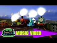 """""""Easy Goin' Day"""" Music Video - The Railways of Crotoonia"""