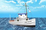 パトロールボート- 1