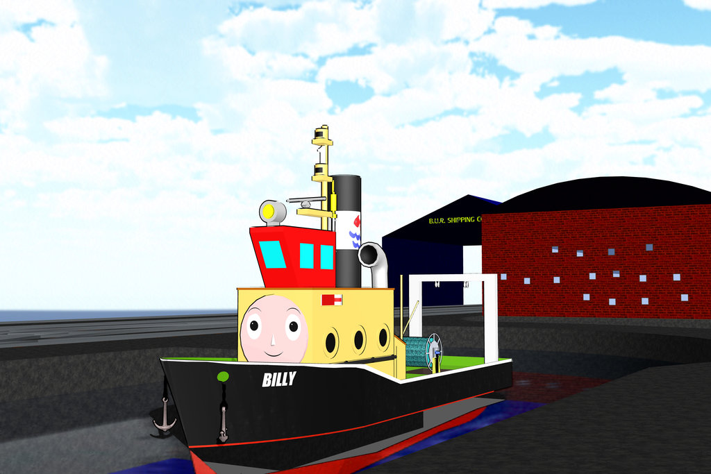 Billy (trawler)