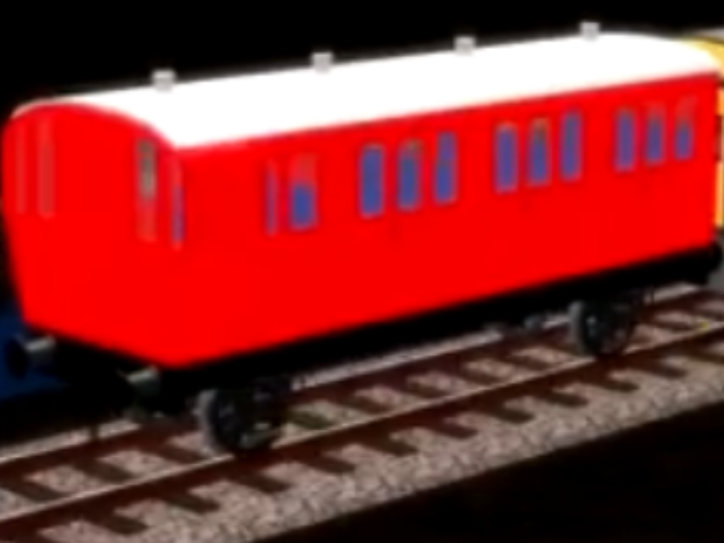 Red Sodor Coaches
