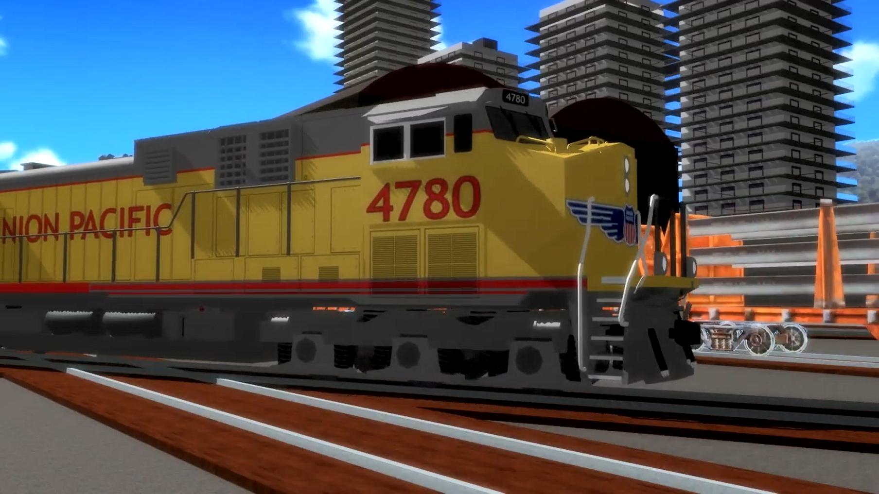 Minor Faceless Diesel Engines