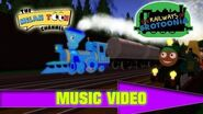 """""""Growing Up"""" Music Video The Railways of Crotoonia"""