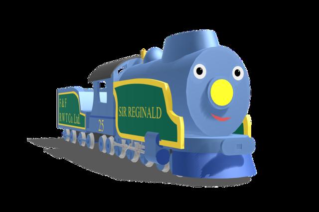 Sir Reginald