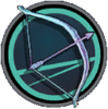 Straight shot icon.png