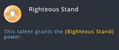 Talent - Templar - Righteous Stand.png