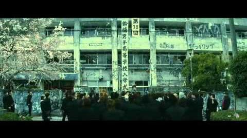 Crows Explode 2014 Official Trailer