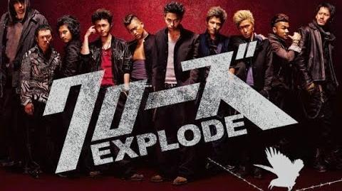 Crows Explode 2014 eng and malay sub1080p