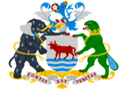 Coat of arms for the City of Oxford