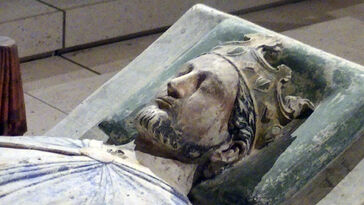 Church of Fontevraud Abbey Richard I effigy.jpg