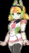 SEIFUKU girl odango neutral