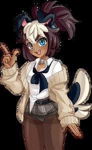 SEIFUKU girl tessa neutral
