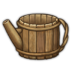 Wooden Watering Can Icon.png
