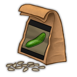 Cucumber Seeds Icon.png