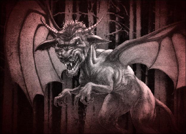 Jersey Devil | Cryptid Wiki | Fandom