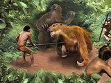 Ground sloth