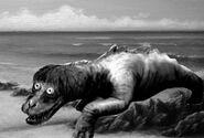 Soya-maru monster