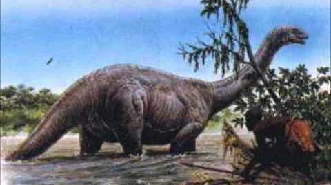 Living dinosaurs Mokele-mbembe Sound Recording (Levande dinosaurier Mokele-mbembe ljudinspelning)