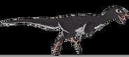 Scientifically Accurate Georgia Raptor