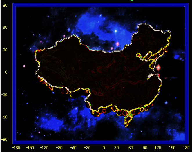 Alien Sightings of China
